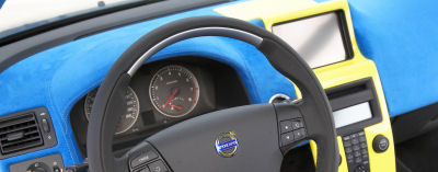 Photo de la nouvelle IPD Volvo C30 Concept. intérieur