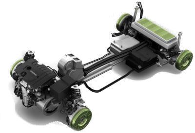 Photo de la nouvelle Volvo C30 Recharge Concept: technologies innovantes embarquées